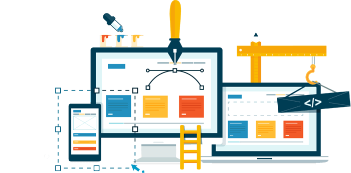 web design and development in karachi